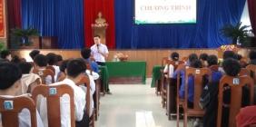 Chương trình tư vấn giới thiệu việc làm và phát động cuộc thi tìm hiểu Đảng bộ huyện Thăng Bình giai đoạn 1930 - 2015